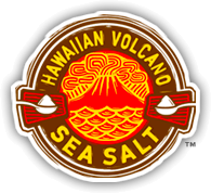 Hawaiian Volcano Sea Salt