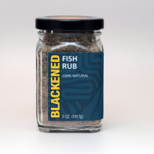 Blacked Fish Rub