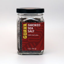 Guava Smoked Sea Salt