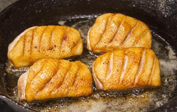 Seared Duck Breast Recipe