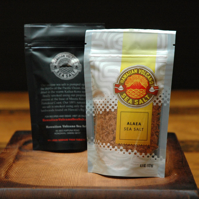 Alaea Salt 4.5 OZ Bag