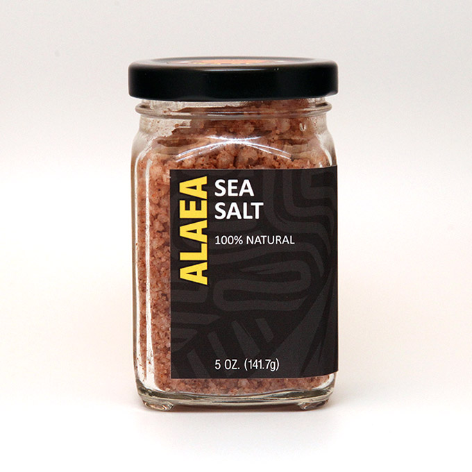 Alaea Salt 5 OZ Jar