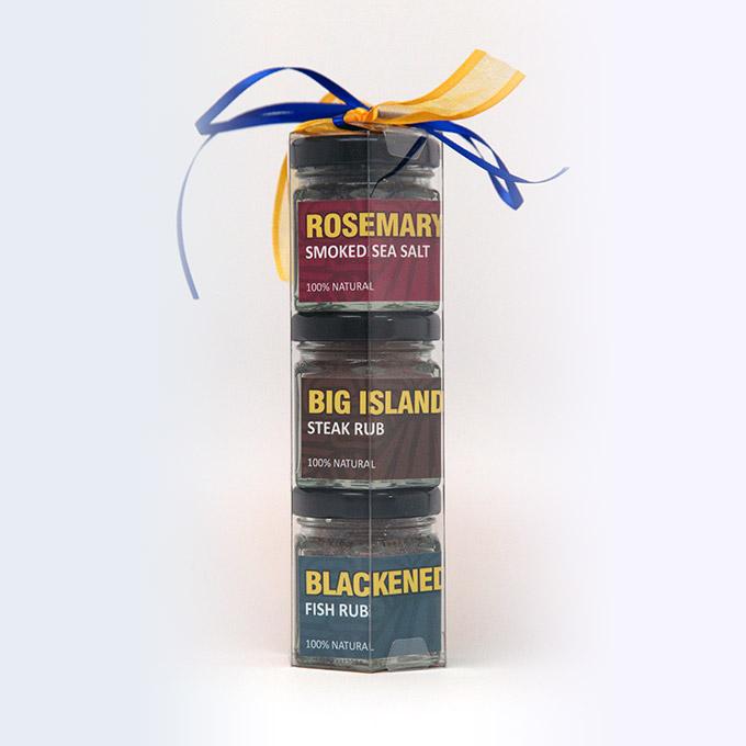 Rosemary Big Island Steak Rub Gift Pack